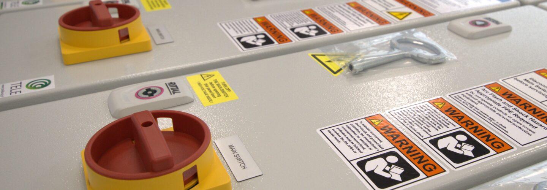 Underwriters Laboratories (UL) - TELE besturingstechniek